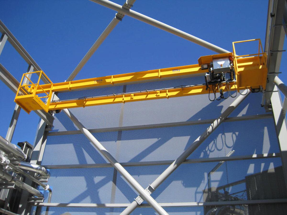Crane Bridge Birrail BBRAUN