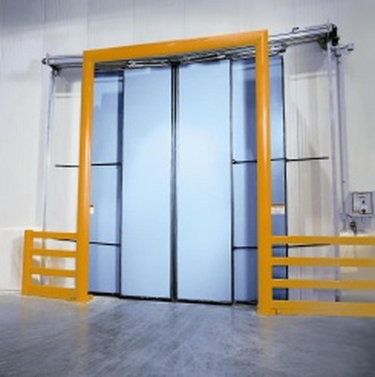 Porte de réfrigérateur spéciale ISOTEK 01