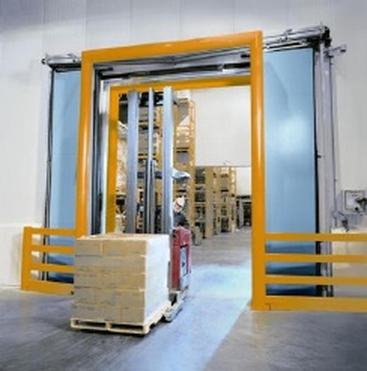 Porte de réfrigérateur spéciale ISOTEK 02