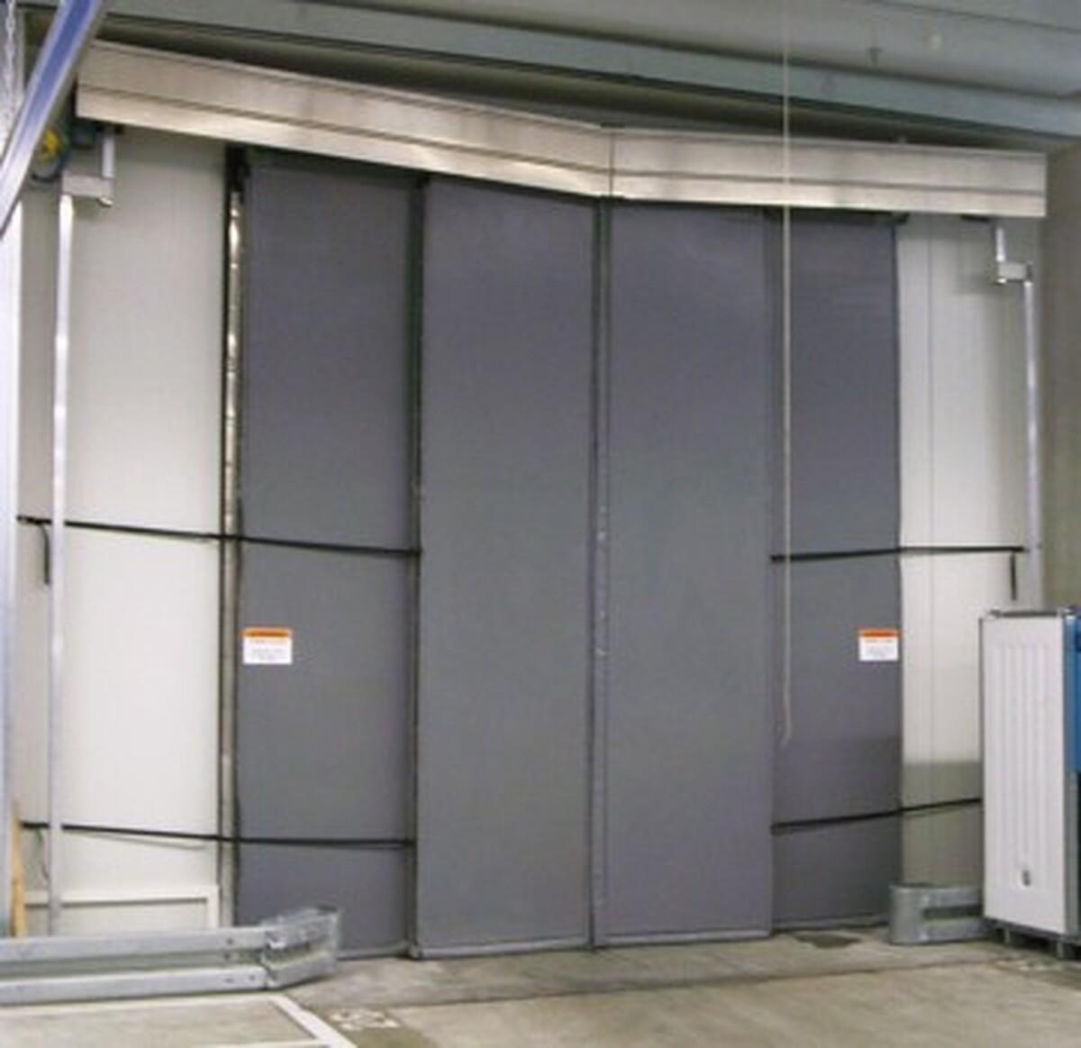 Porte froide spéciale ISOTEK 04