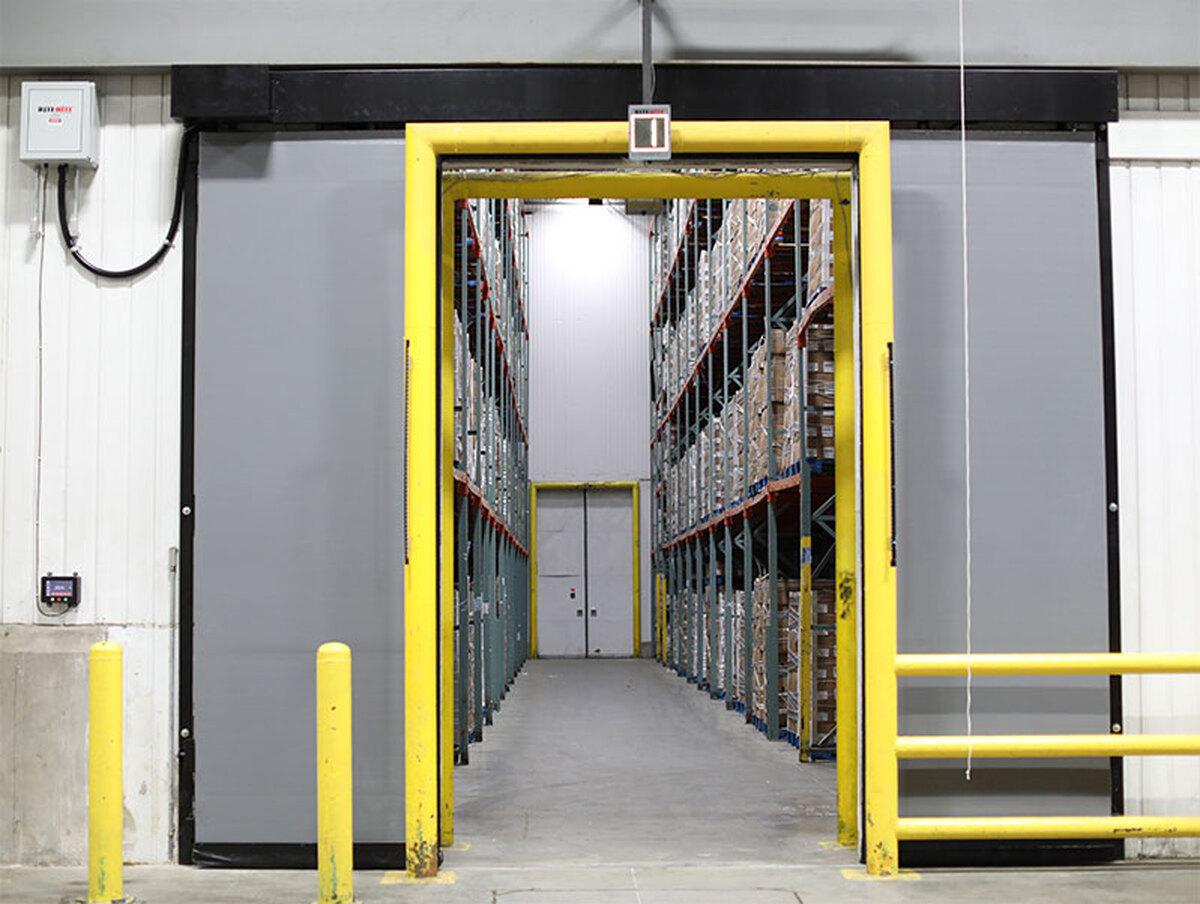 Puerta frigorifica Barrier Glider_01
