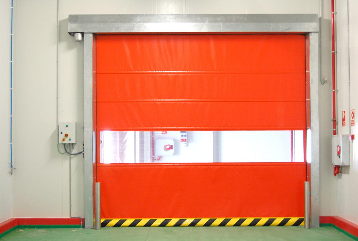 Puerta super roll 6808