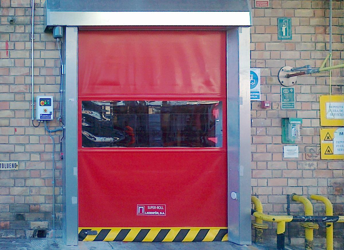 Puerta super roll SUN_4