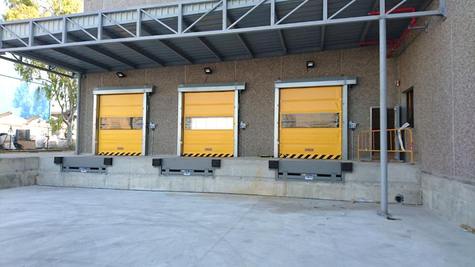 63.0 Rampas y puertas industriales Morchem