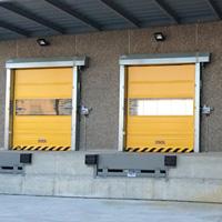 Proyecto MORCHEM: Rampas y puertas industriales