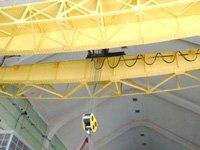 Proyecto CH MOLINOS: Reforma de puente grúa birraíl