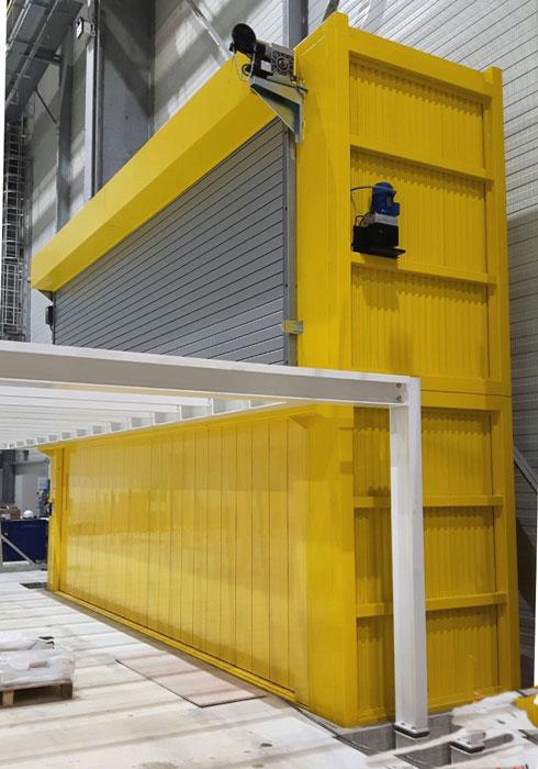 62.0 PLT doble elevador para Reel France