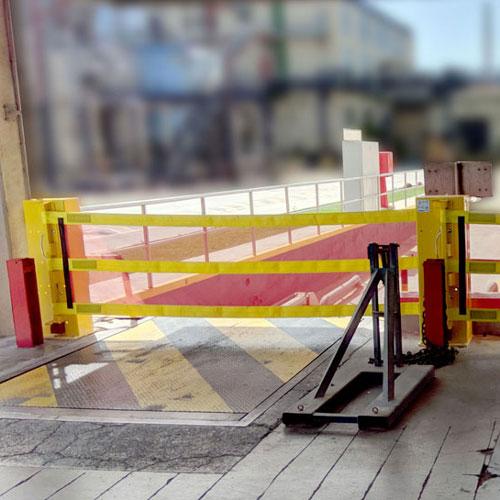 Proyecto PPG: Barrera seguridad Dok Guardian