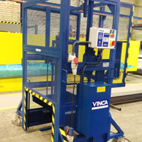Proyecto ARCO: Volteador para contenedores